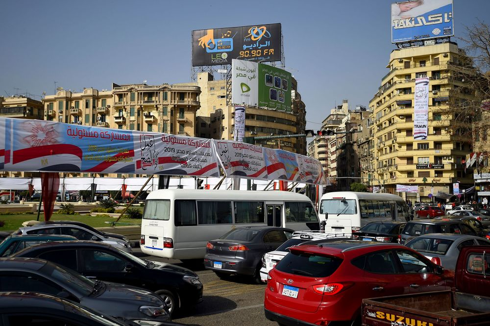 IMF Reaches Deal With Egypt Unlocking Final $2 Billion in Aid