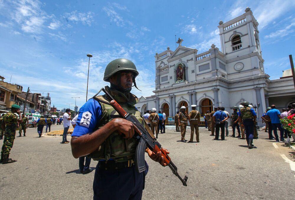 Η οδύνη της Σρι Λάνκα θα εξαπλωθεί και αλλού