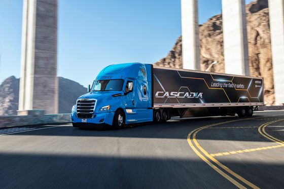 Waymo Adds Daimler Trucks to Roster of Driverless Partnerships
