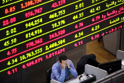 Egypt Stocks Drop Most Since November
