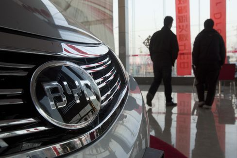 GM Set to Widen Lead Over Chinese Carmakers