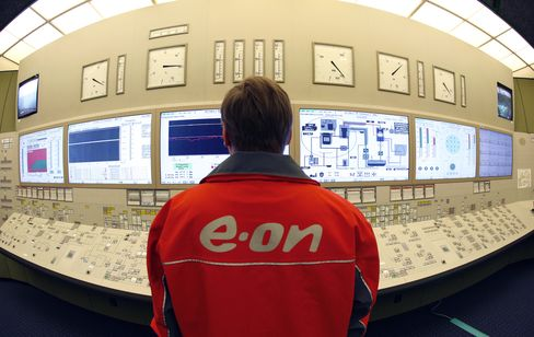 E.ON Says Full-Year Profit Fell 4.3%