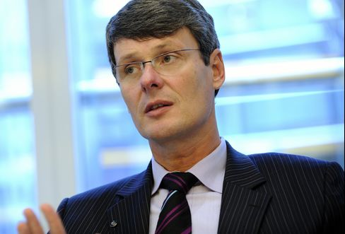 Research In Motion Ltd. Chief Executive Officer Thorsten Heins