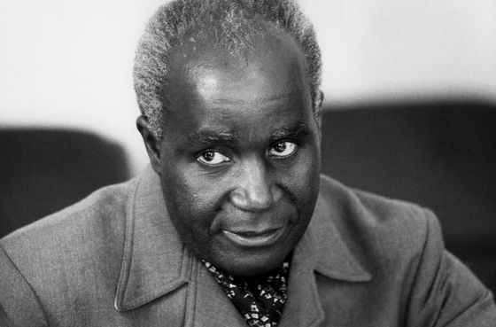 Kenneth Kaunda, Who Led Zambia to Independence, Dies at 97