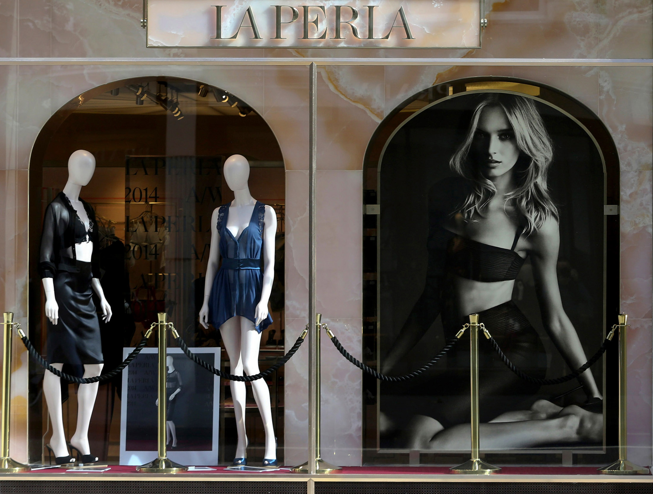 The Art of the Comeback Has Fallen Wunderkind Dabble in Lingerie ...