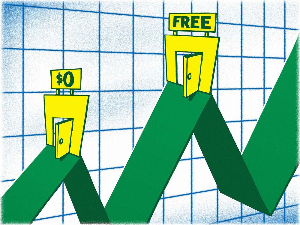 how do stock brokerages make money