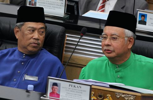 Malaysia Prime Minister Najib Razak Delivers 2013 Budget Address