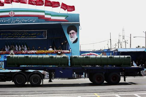 Iran's Army Day Parade