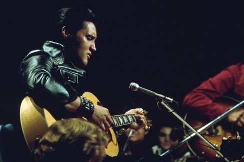 Tour Company Promotes Elvis-Themed Trip to Israel in 2013