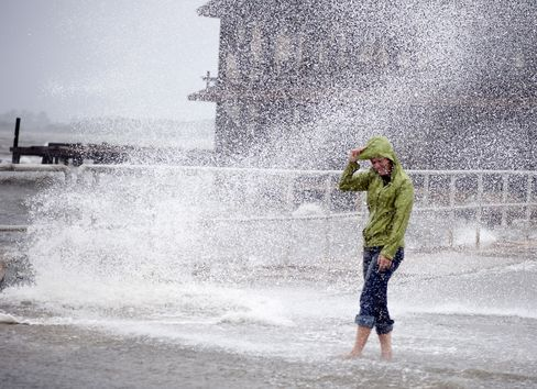 Tropical Storm Debby Weakens in Gulf on Path Away From Platforms