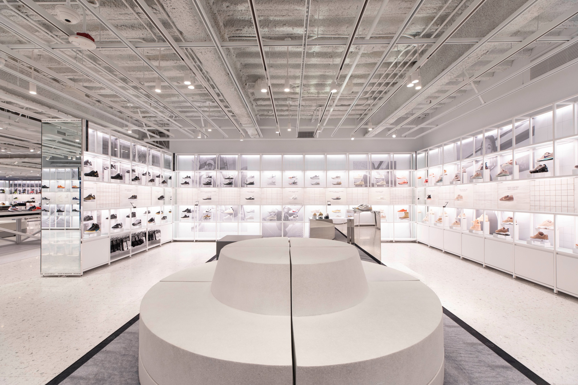 Inside Nike's Store of the Future