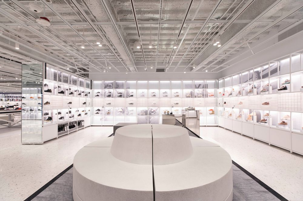 online retailer ed0da a3b54 Inside Nike s Store of the Future