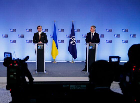 Rhetoric Intensifies Over Ukraine as Blinken Visits Europe