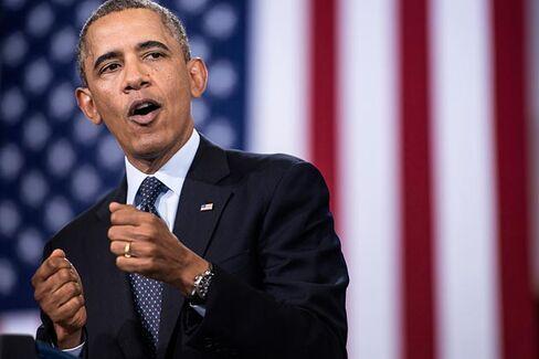 Obama's 'Middle Out' Argument Against Trickle-Down Economics