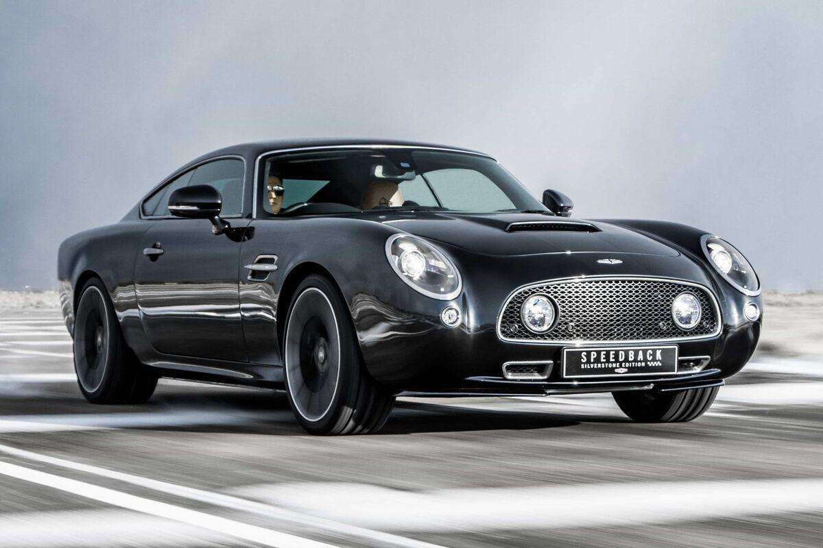 David Brown Automotive Is The Singer Of Jaguar Aston Martin Bloomberg