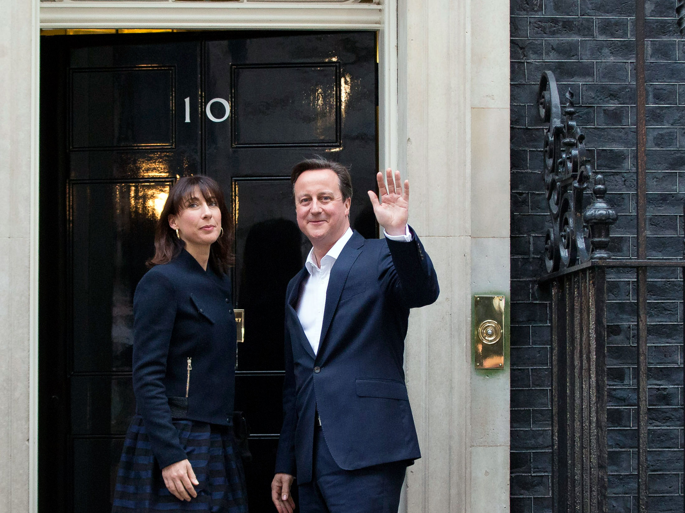 Returning to Number 10
