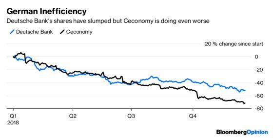 There's Something Worse Than Running Deutsche Bank