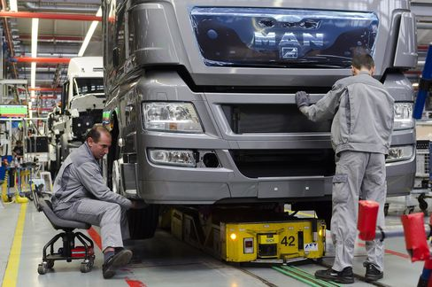 German Ifo Business Confidence Unexpectedly Fell in October