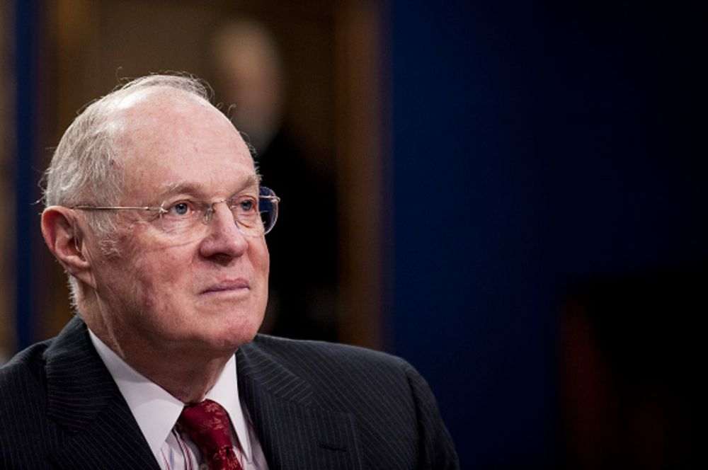 Justice Kennedy Turns Into a Liberal