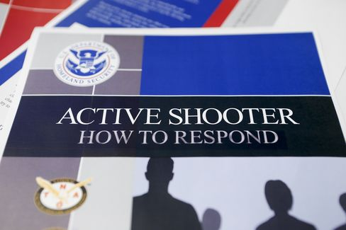 DHS Gives Pointers on How to Survive Chaos of Shooting Spree