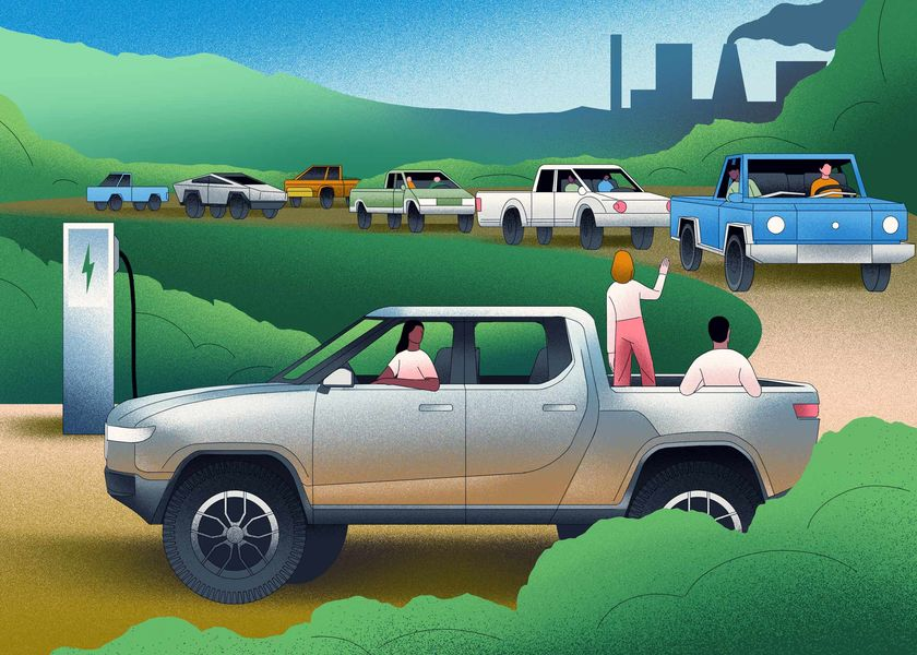 relates to Your Next Car Will Probably Be an Electric Pickup Truck