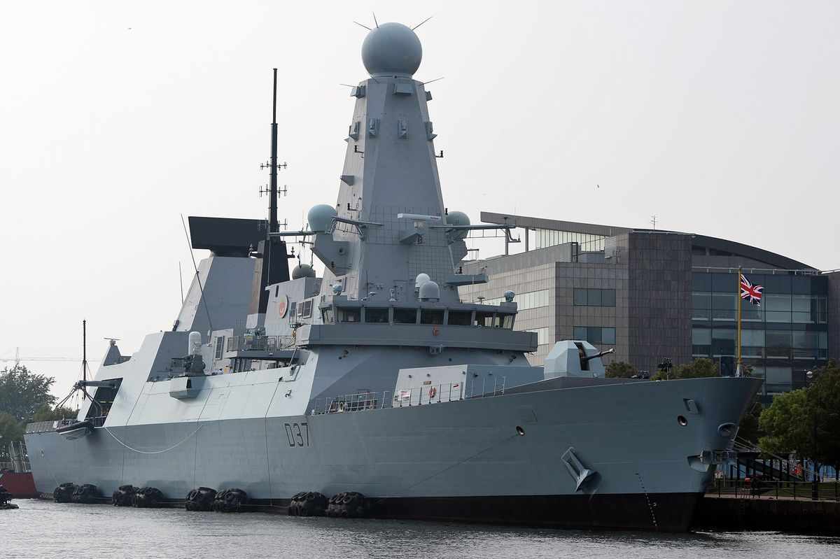 U.K. Warship Arrives to Protect Hormuz as Seoul Mulls Deployment