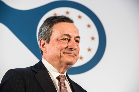 Draghi Succession May Go Down to Wire Unless EU Sorts Other Jobs