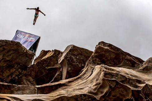 Q: When Is a Cliff Dive Good For Sales? A: When It's Sponsored by Red Bull