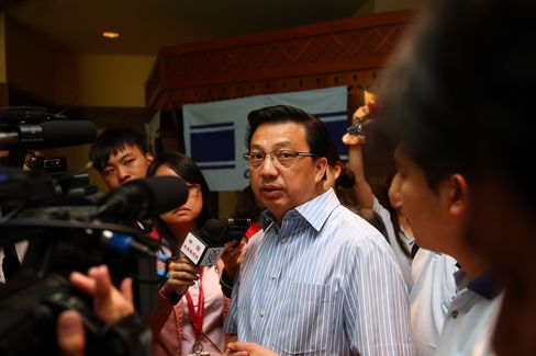 Malaysian Chinese Association President Liow Tiong Lai