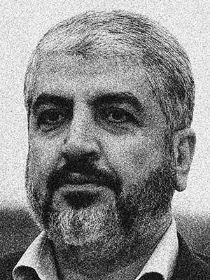 Charlie Rose Talks to Hamas's Khaled Meshaal