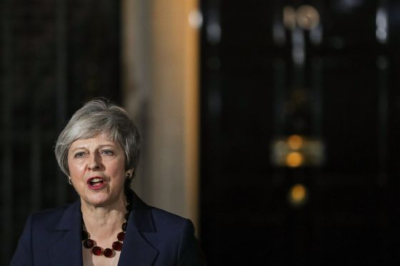Theresa May Is on the Brink as Tories Plot to Kill Her Brexit Deal