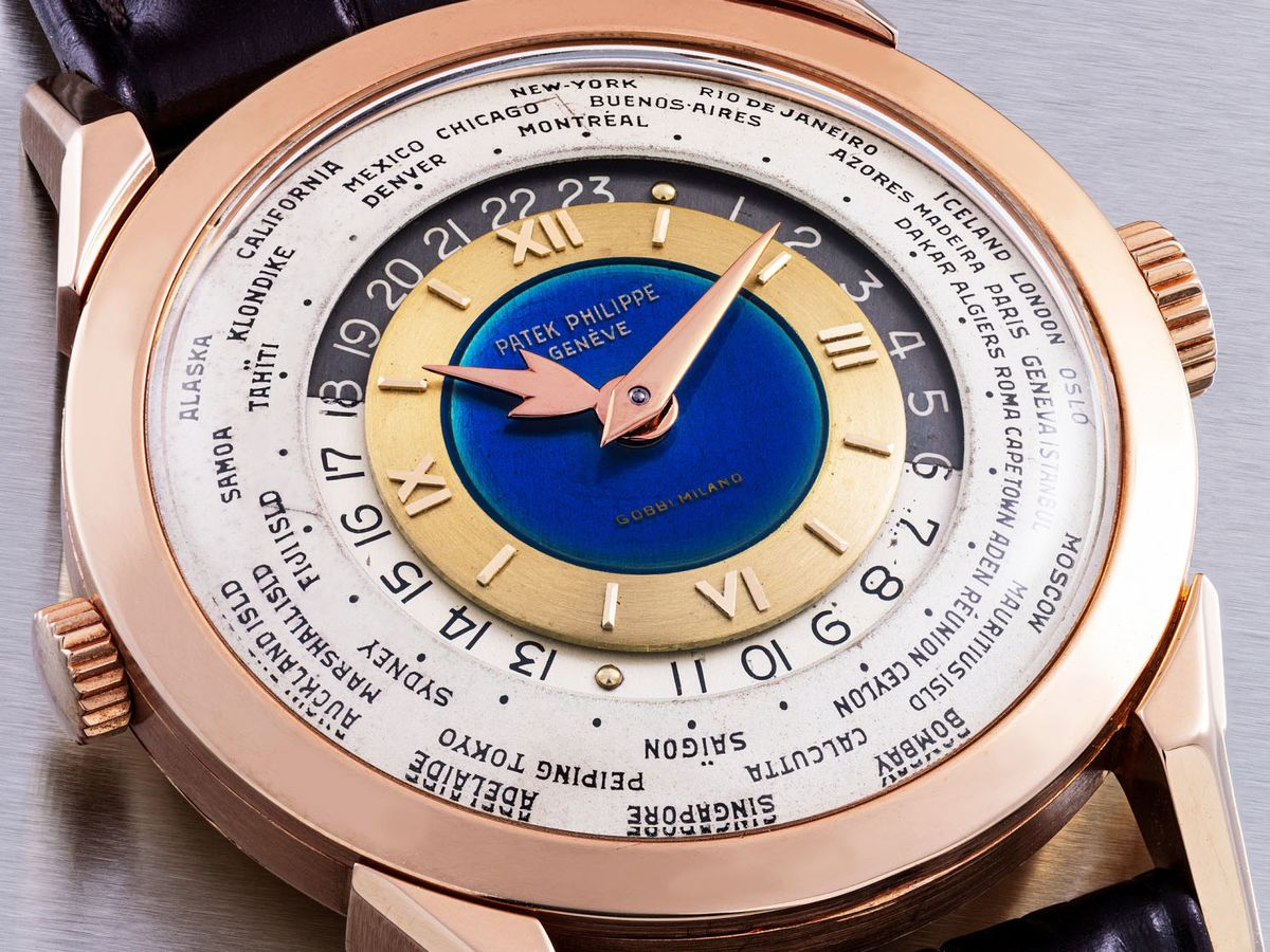 A $14 Million Patek Philippe Wristwatch Is Coming Up for Sale in Hong Kong