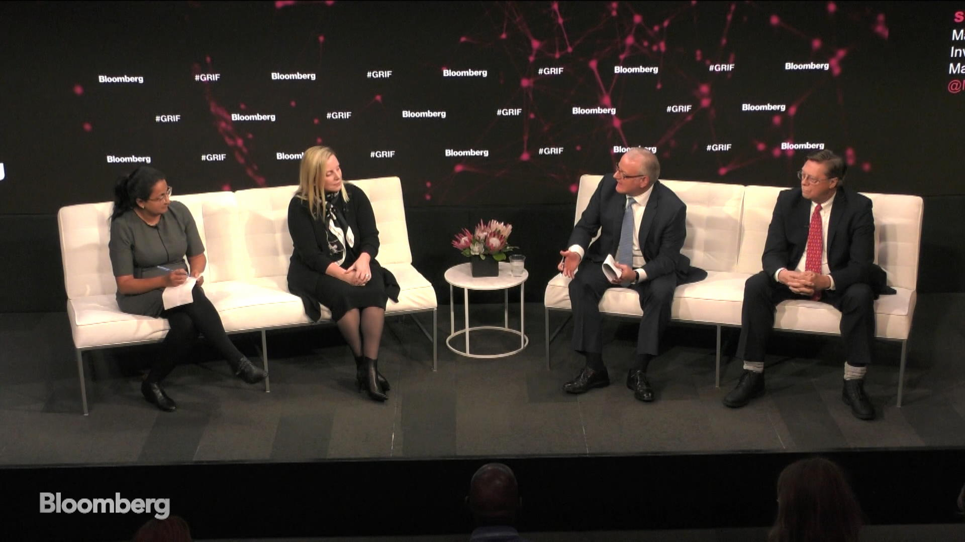 Nuveen, AXA Execs on Investing, Climate Action