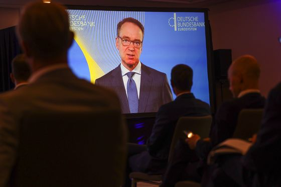 Weidmann Says ECB Won't Seek Deliberate Inflation Overshoot