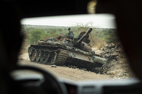 Rebel Fighters Enter Capital of Ethiopia's Tigray Region