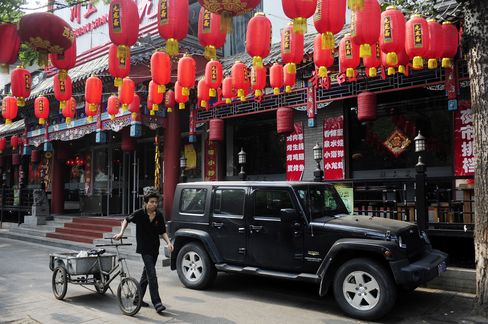 Jeeps Sell for $189,750 as China Demand Offsets Import Tax