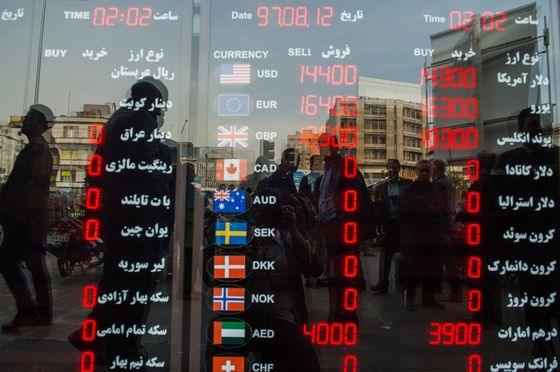 IraniansDread the Pain of New Sanctions