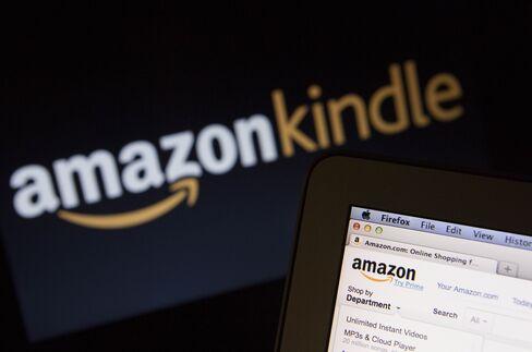 Amazon Revenue Tops Estimates on Sales Growth Ahead of Holidays