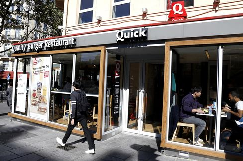 FRANCE-BUSINESS-FOOD-QUICK-BURGER-KING