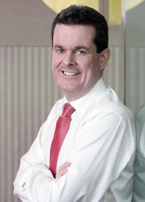 PricewaterhouseCoopers Dublin Tax Service Head Feargal O'Rourke