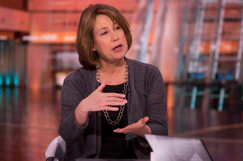 Former FDIC Chairman Sheila Bair Interview