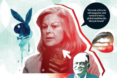 Christie Hefner on Her Path After Playboy