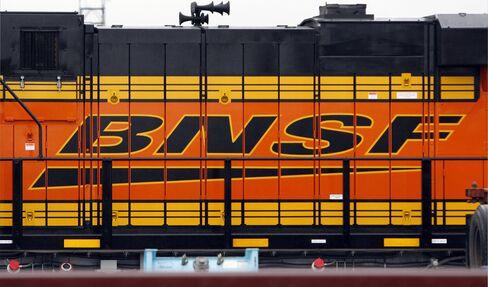 Buffett Railroad Sees Economy Sapping Pre-Holiday Peak