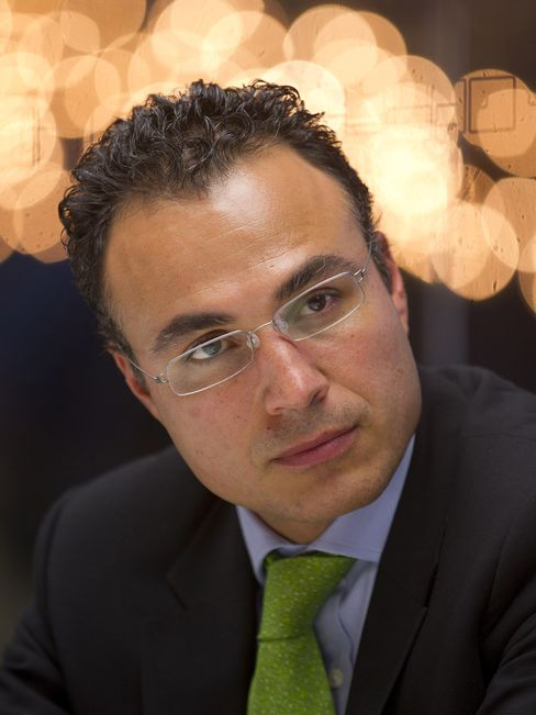 Mexico's Deputy Finance Minister Gerardo Rodriguez