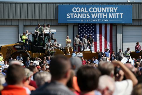 Romney Started War on Coal With EPA Lawsuit, Union Chief Says