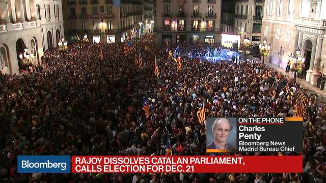 Spain Unleashes Extraordinary Powers to Take Out Catalan Rebels