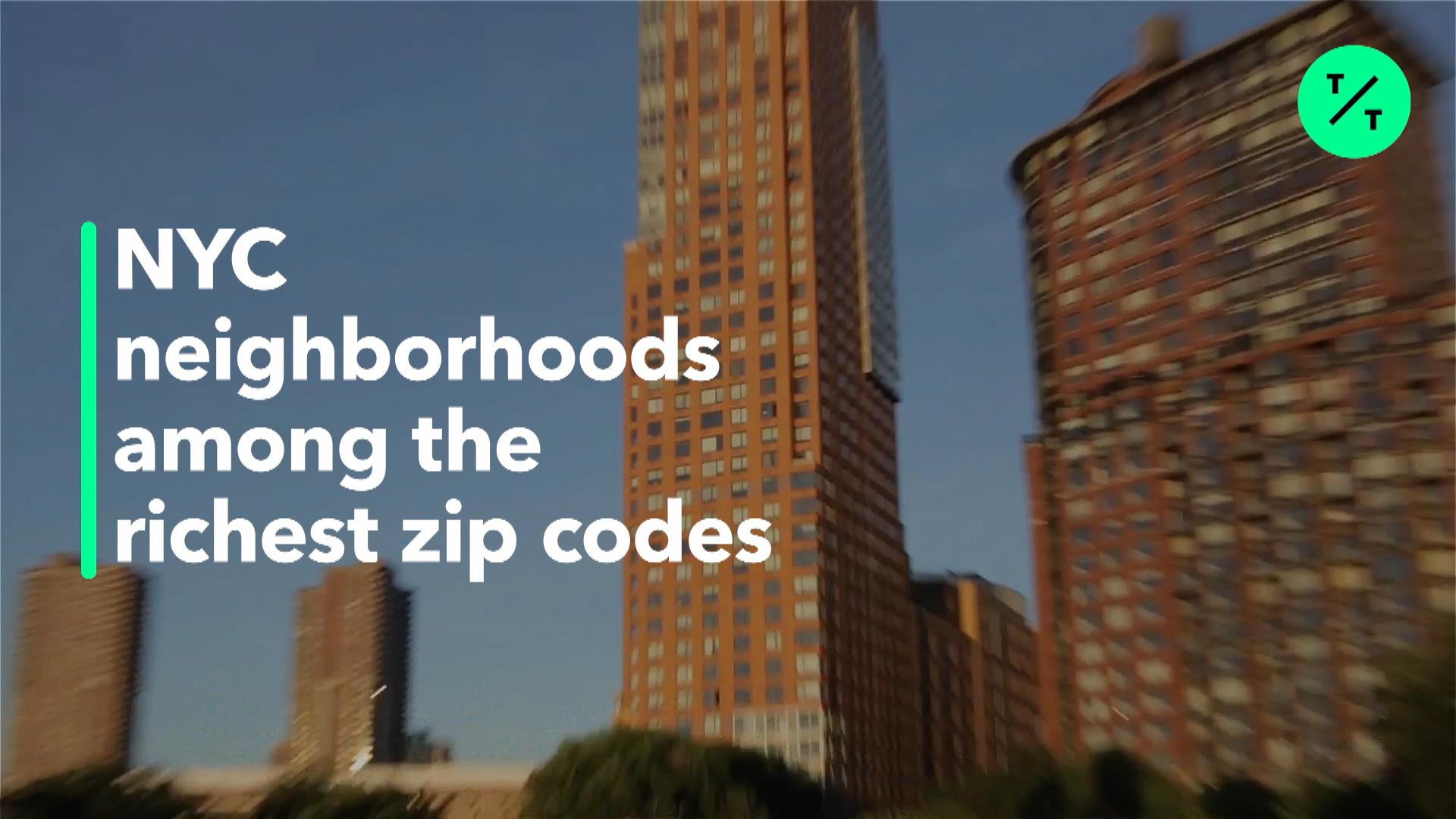 NYC's Trendy Neighborhood Leaps Into Top Five Richest Zip