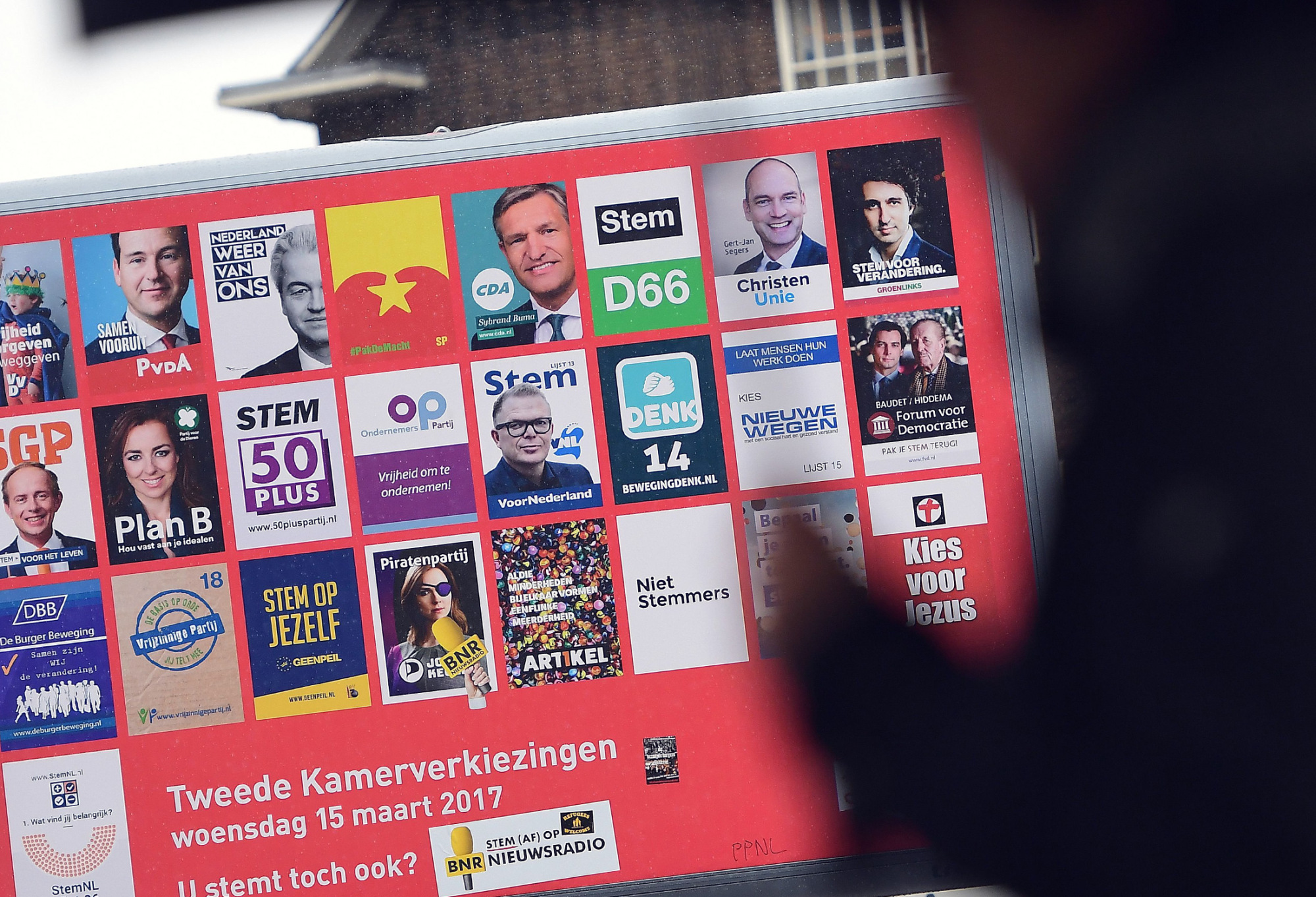 Dutch Election: A Who's Who Guide to the Candidates