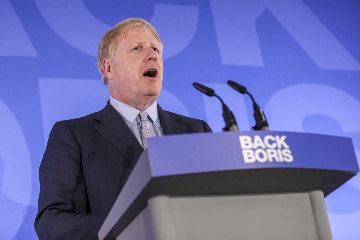 Johnson Reins in No-Deal Rhetoric in Bid for PM: Brexit Update