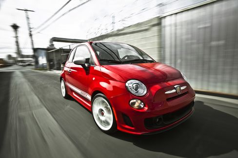 Chevy Sonic-to-Fiat 500 Surge 50% in Year of the Small Car